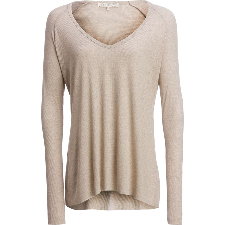 Joah Brown For Keeps V-Neck - Womens