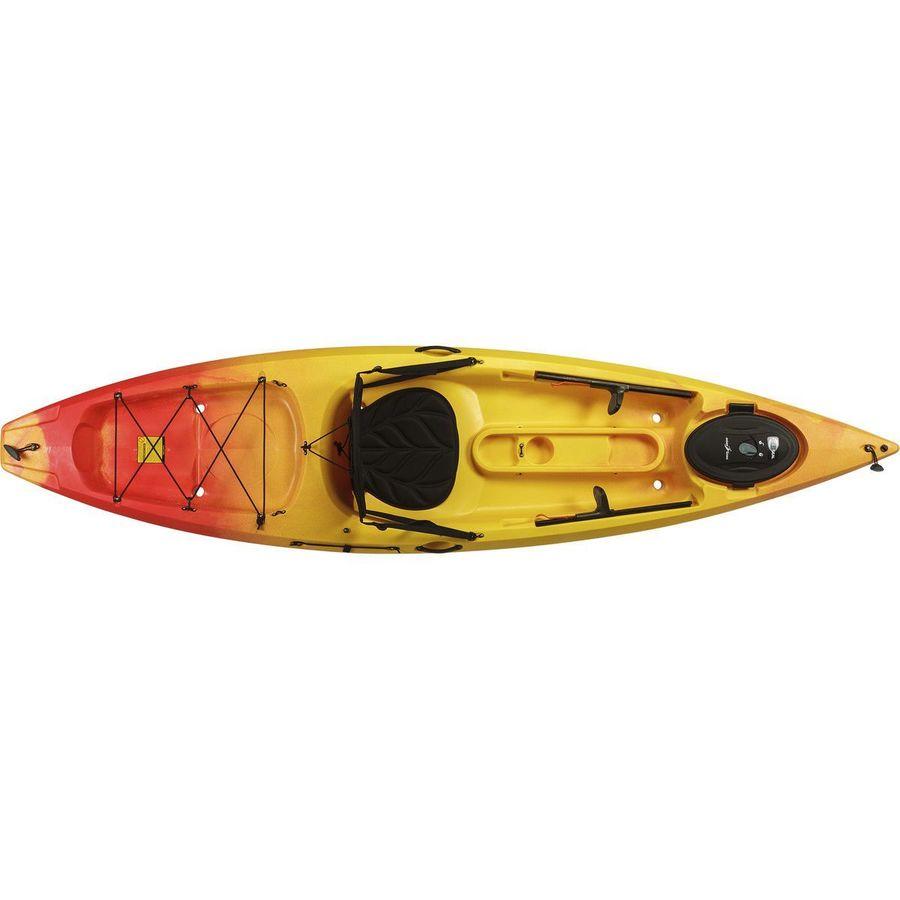 Ocean kayak tetra 10 kayak sit on top 2018 for Sit on fishing kayak