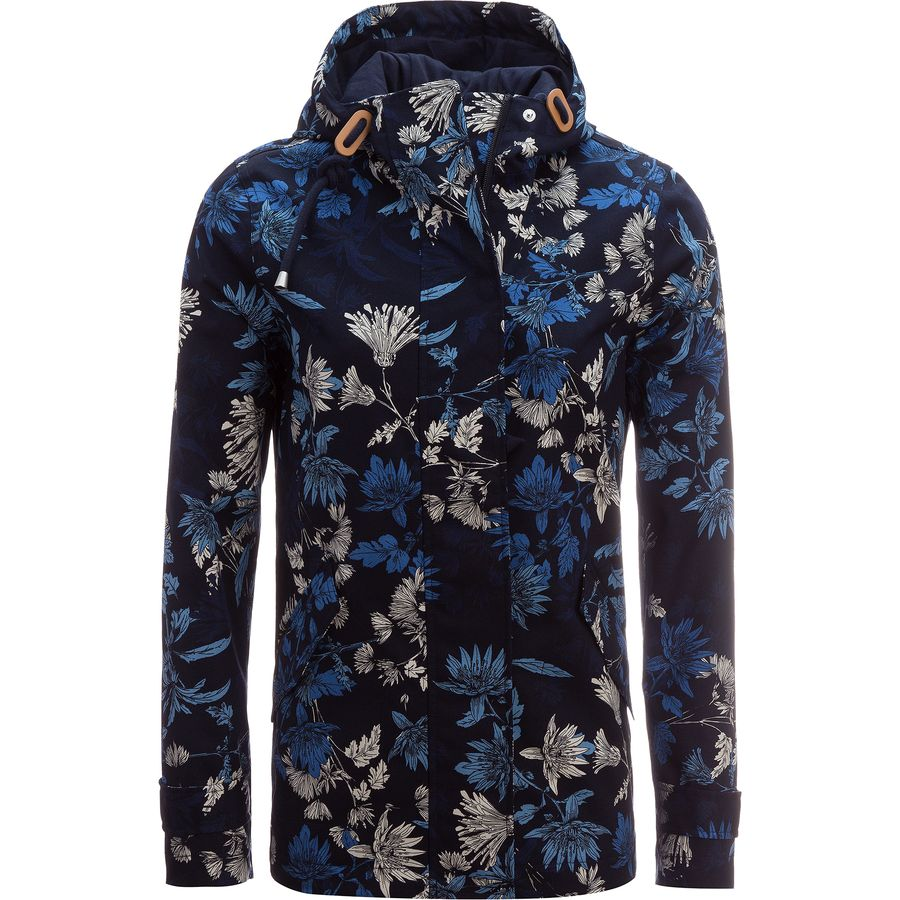 Joules Coast Print Jacket - Womens