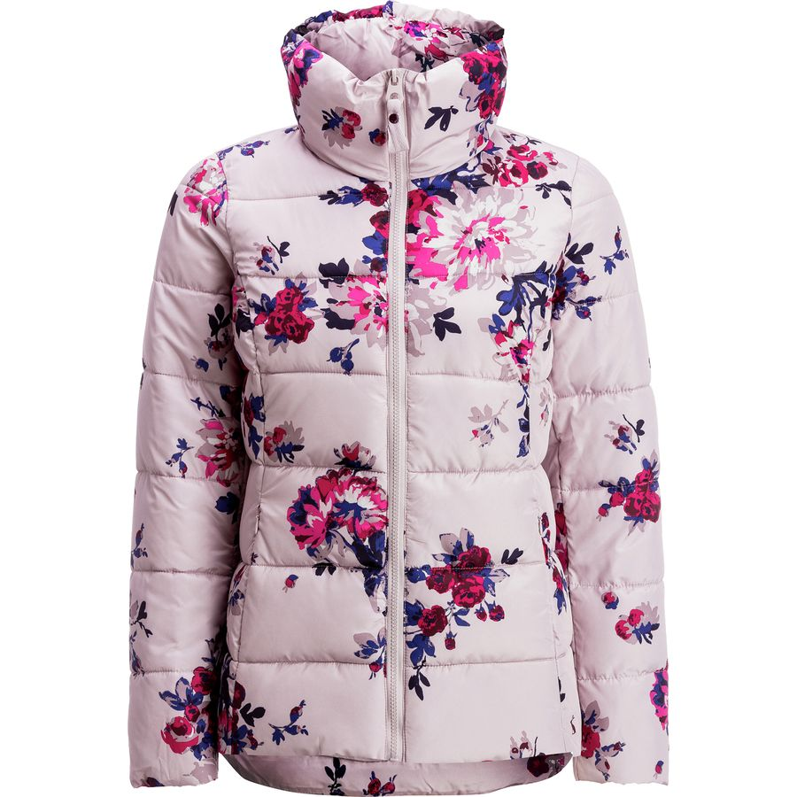Joules Florian Printed Padded Jacket - Womens