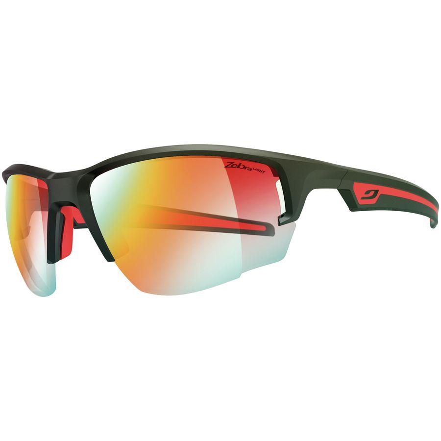 Julbo Venturi Zebra Light Fire Antifog Photochromic Sunglasses