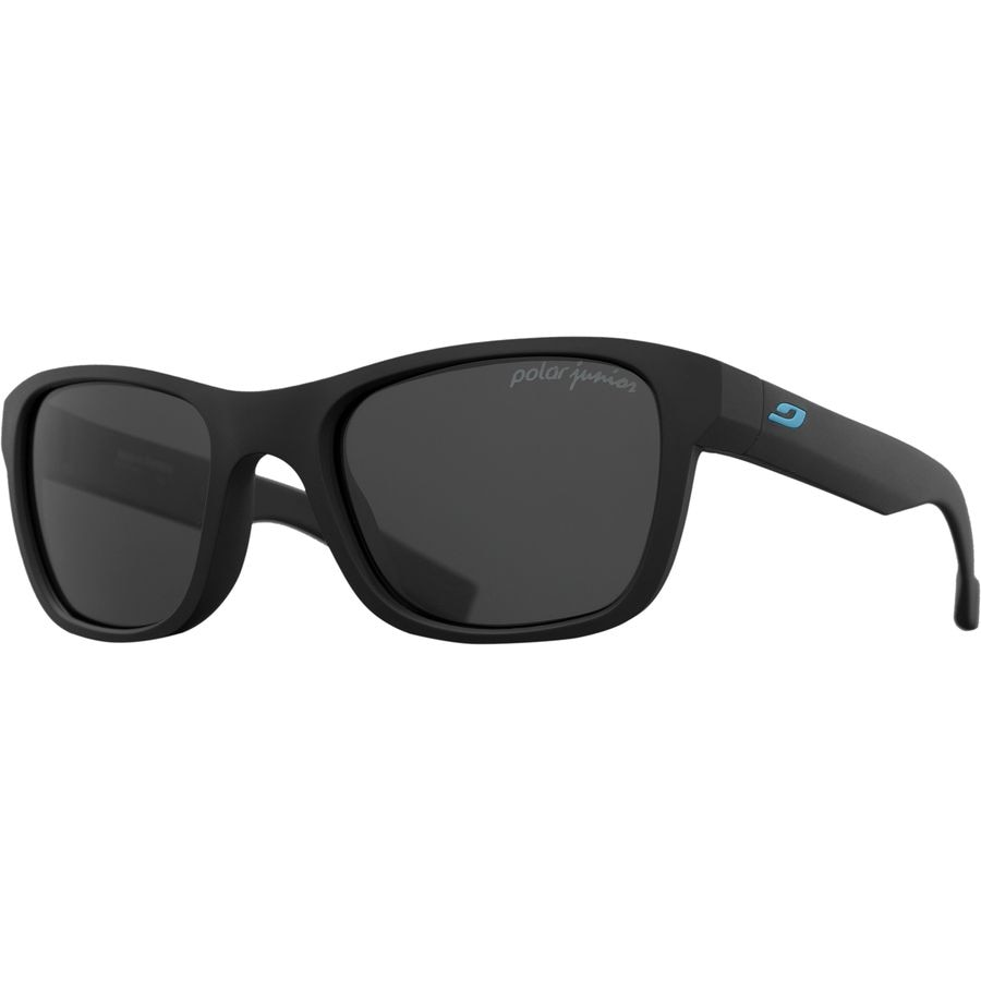 329ba64a6 Julbo - Reach L Polarized Sunglasses - Kids' - Matte Black/Polar Junior