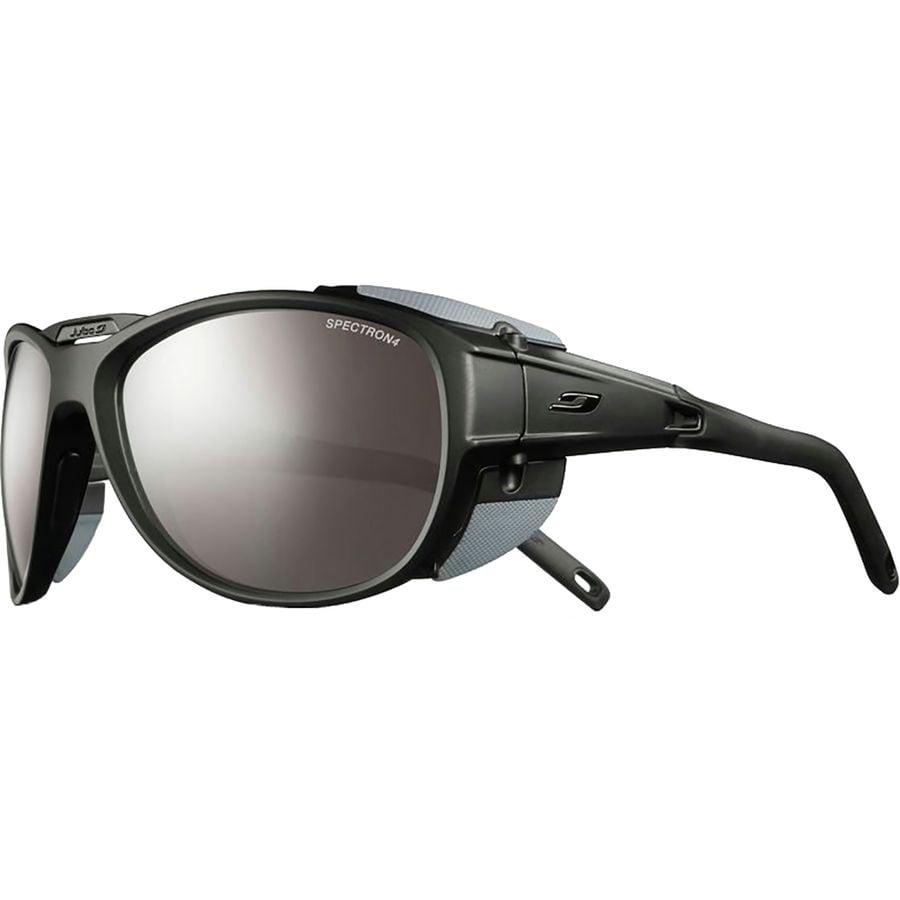 eda48263d72 Julbo - Explorer 2.0 Spectron 4 Sunglasses - Black Grey Spectron 4
