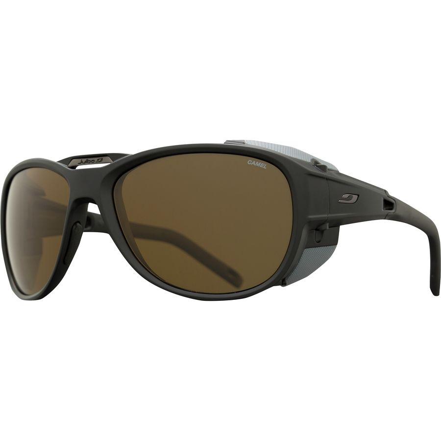 f6bed086d94 Julbo - Explorer 2.0 Camel Sunglasses - Matte Black Camel
