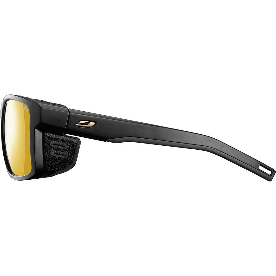 e4962307c4a Julbo Shield Photochromic Zebra Sunglasses
