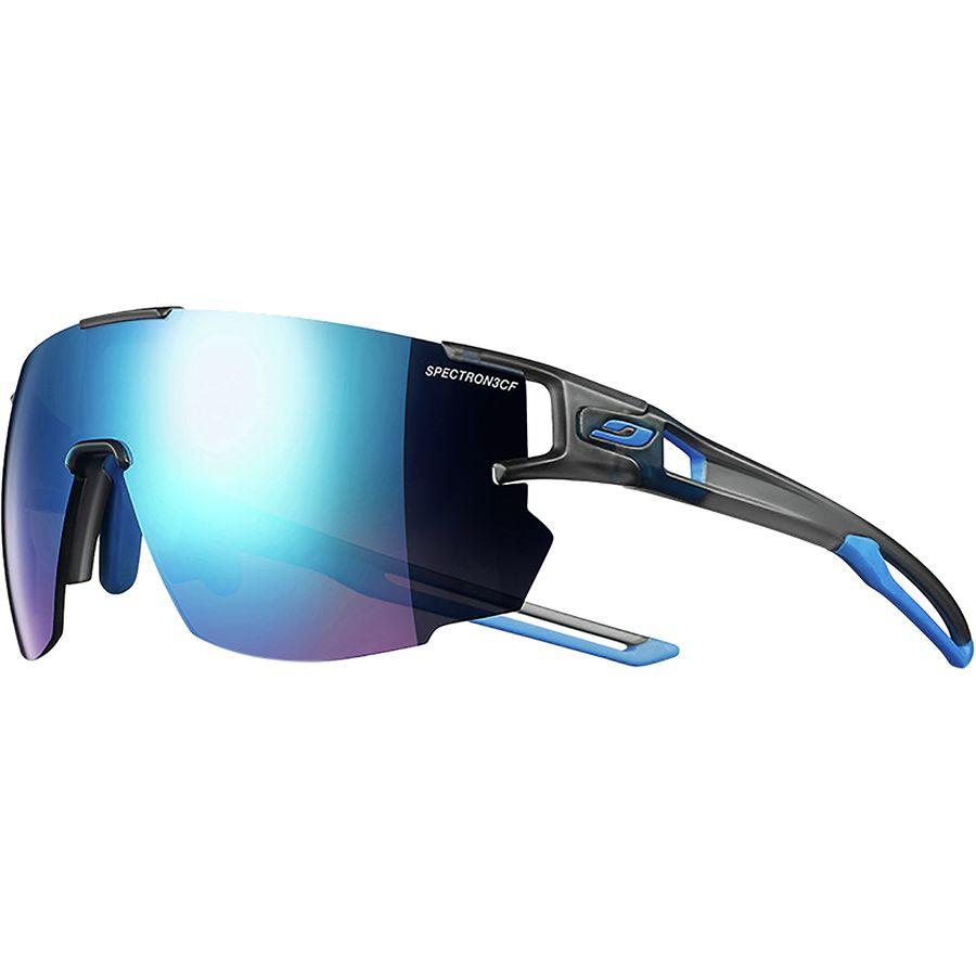 20811f817c Julbo - Aerospeed Spectron 3 Sunglasses - Translu Grey Blue Blue-Spectron 3