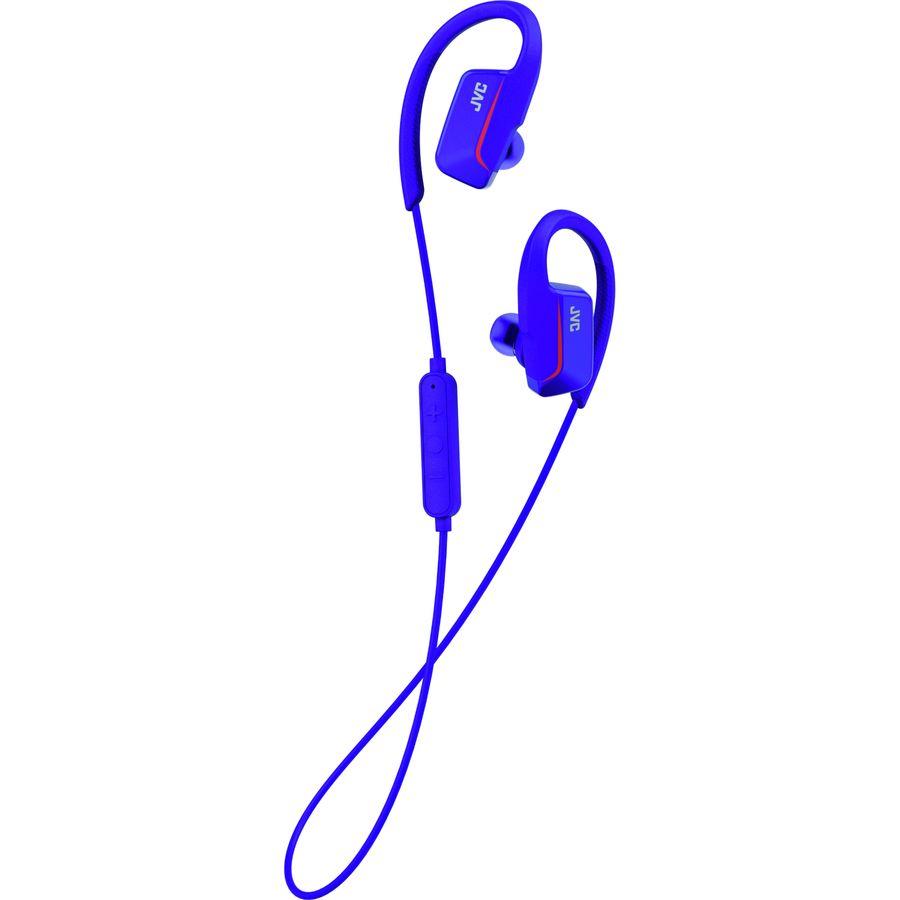 JVC Bluetooth Fitness Ear Clip Headphones