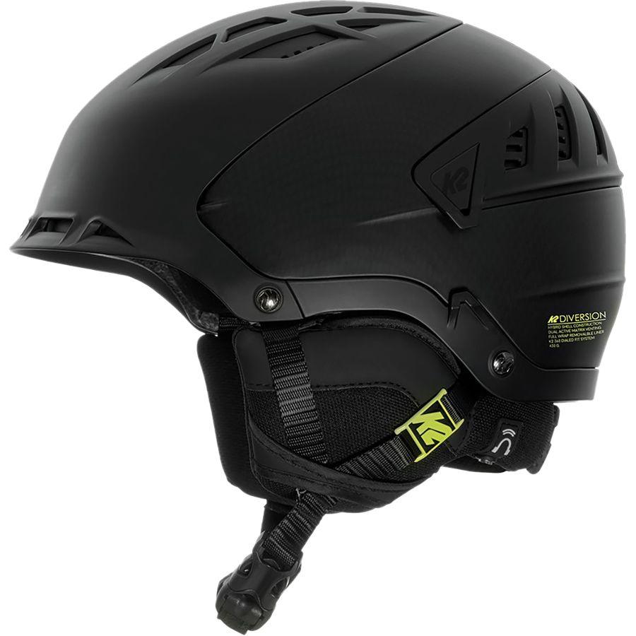 99ae2db211b K2 - Diversion Helmet - Black