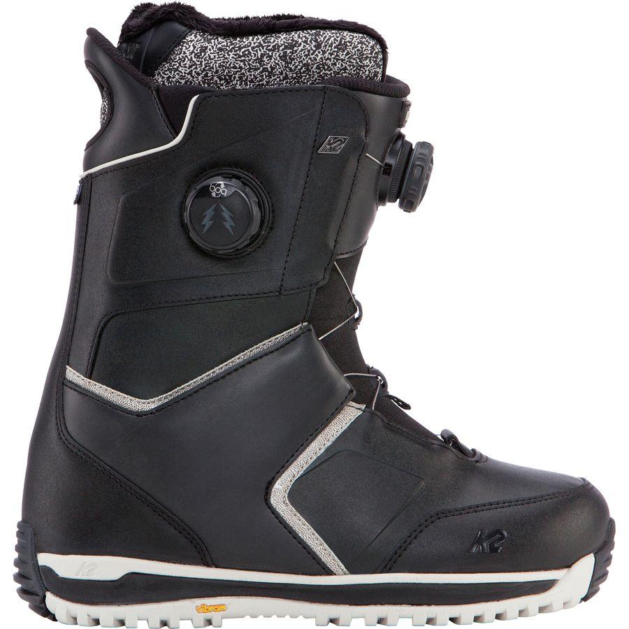 Black boots for kids girls