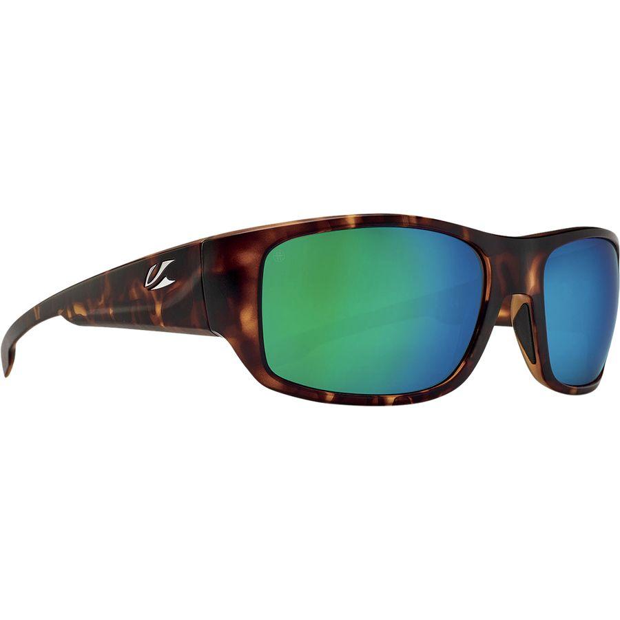 8078209b040 Kaenon - Anacapa Ultra Polarized Sunglasses - Women s - Matte Black Glacier  Ultra Black Mirror
