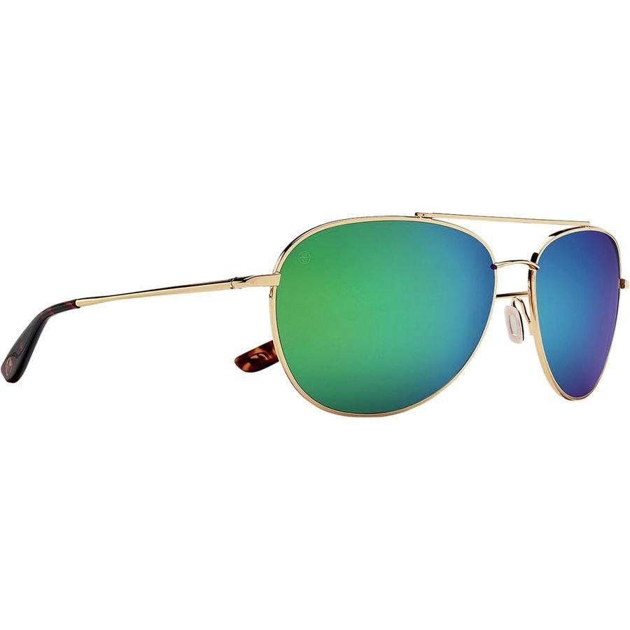 1d8d57dce1 Kaenon - Driver Polarized Sunglasses - Men s - Gold Tortoise Coastal Green  Mirror
