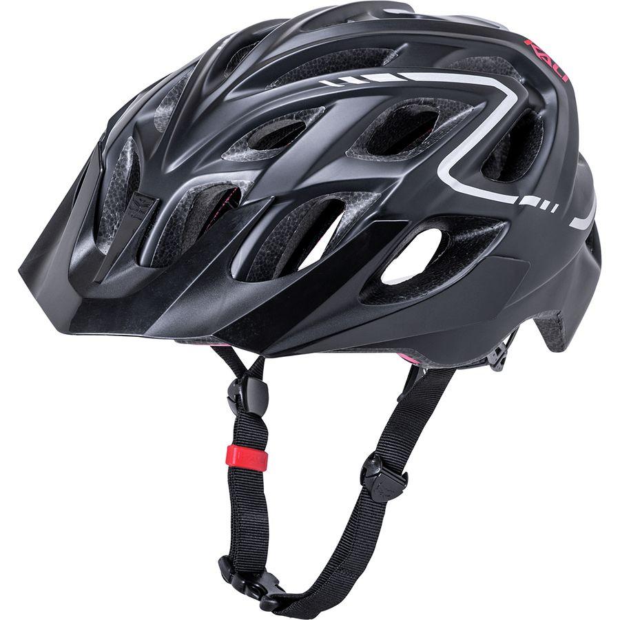 Kali Protectives Bike Helmet Chakra Plus Reflex S//M, Matte Black