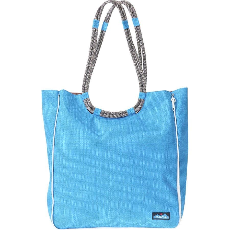 KAVU - Market Bag - Women s - Blue Tarp fa66b58455