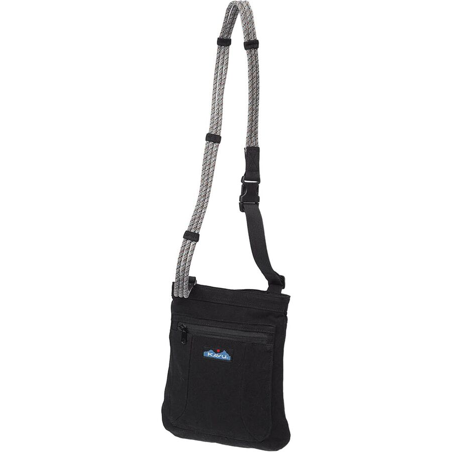 Kavu Keepalong Cross Body Bag Women S Black