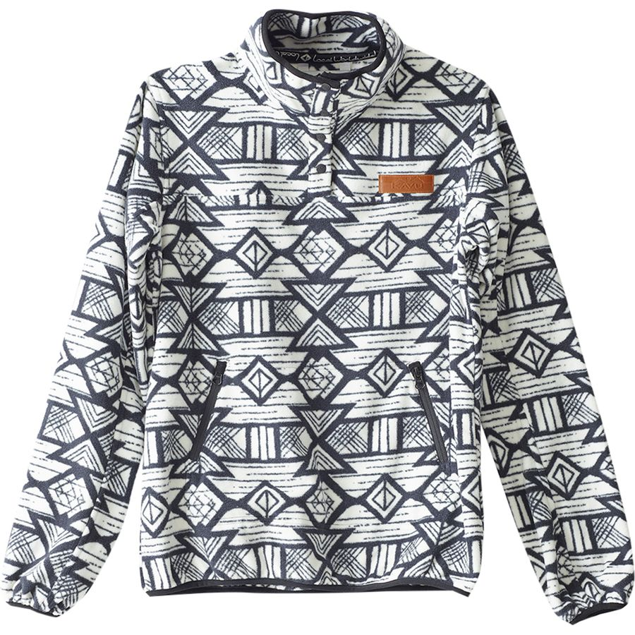 Kavu Cavanaugh Fleece Jacket - Womens
