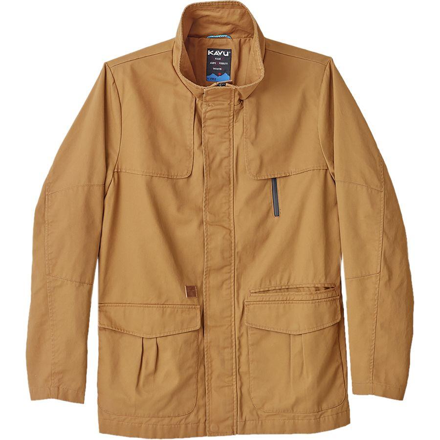 Kavu Helmsman Jacket - Mens