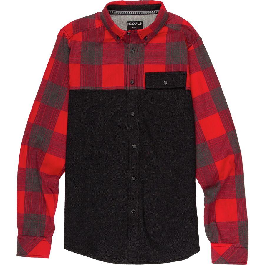Kavu South Fork Shirt - Mens