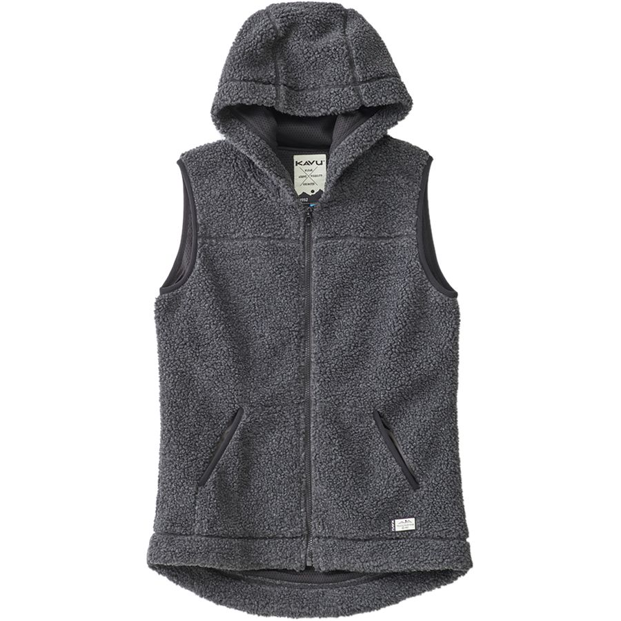 Kavu Vesty Fleece Vest - Womens
