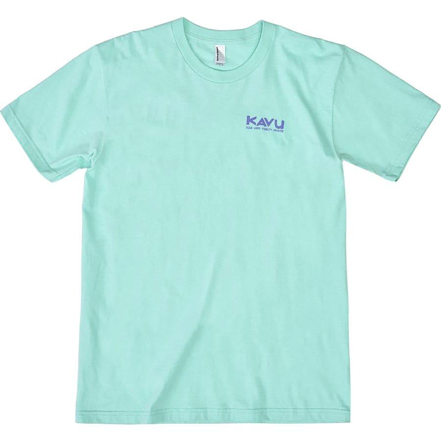 05e5405977638 KAVU Klear Above Etch Art T-Shirt - Men's