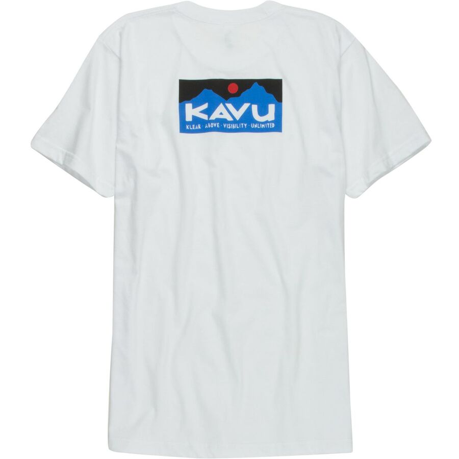 Kavu Klear Above Etch Art T-Shirt - Mens