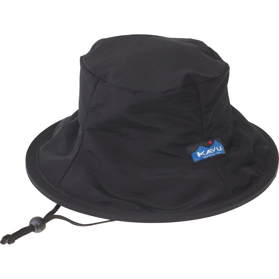 9d149187a8c06 KAVU - Fisherman s Chillba Hat - Black
