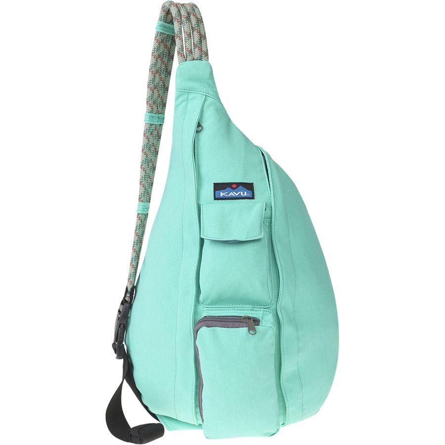 KAVU - Rope Bag - Women s - Mint ce6a02f48