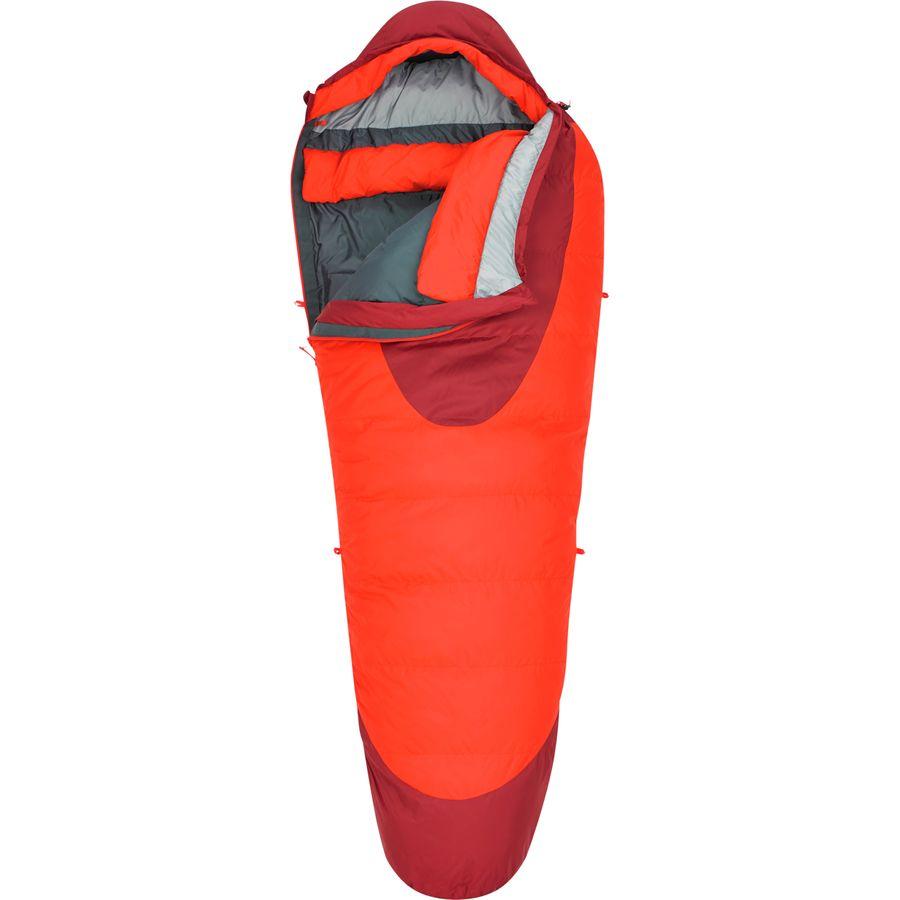 Kelty Cosmic 0 Sleeping Bag Degree Down Fiery Red Garnet