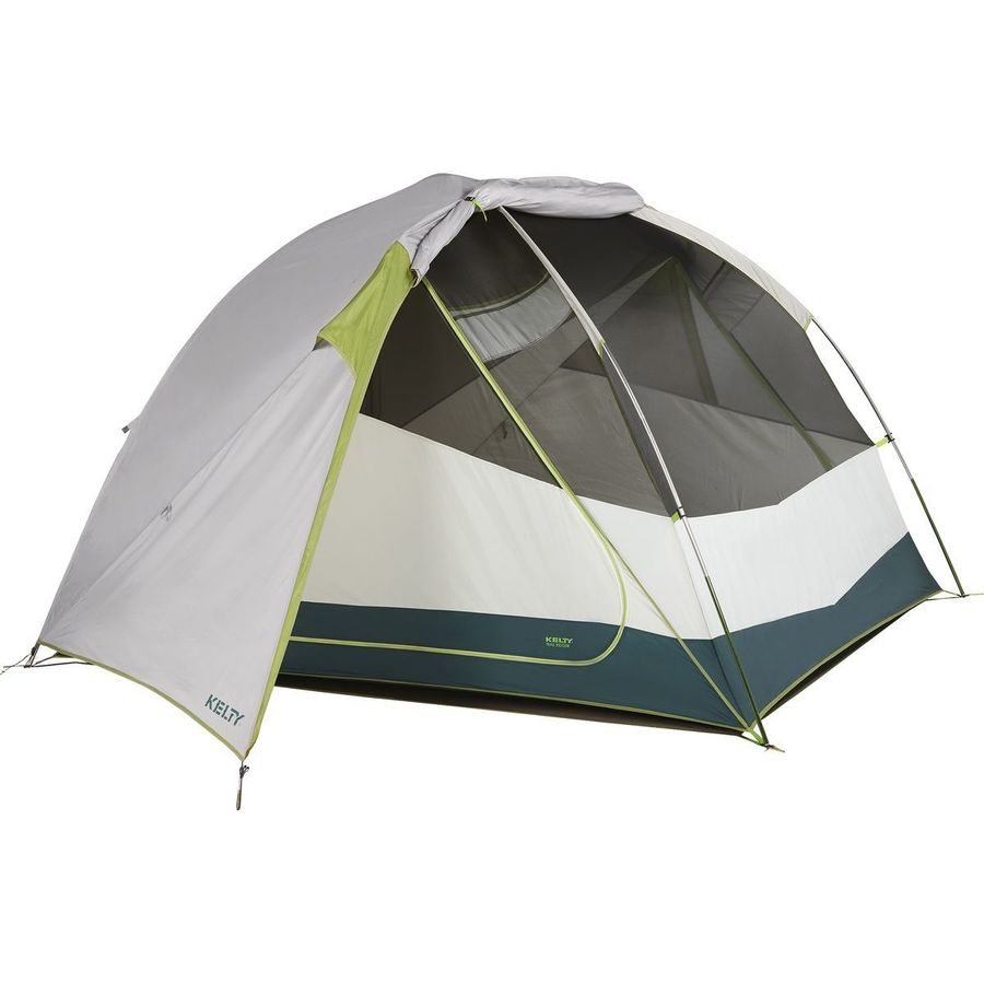 Kelty - Trail Ridge 4 Tent with Footprint 4-Person 3-Season -  sc 1 st  Backcountry.com & Kelty Trail Ridge 4 Tent with Footprint: 4-Person 3-Season ...