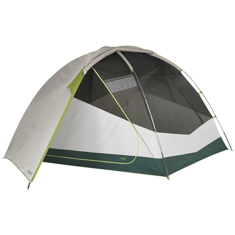 Kelty - Trail Ridge 6 Tent with Footprint 6-Person 3-Season -  sc 1 st  Backcountry.com & Kelty Trail Ridge 6 Tent with Footprint: 6-Person 3-Season ...
