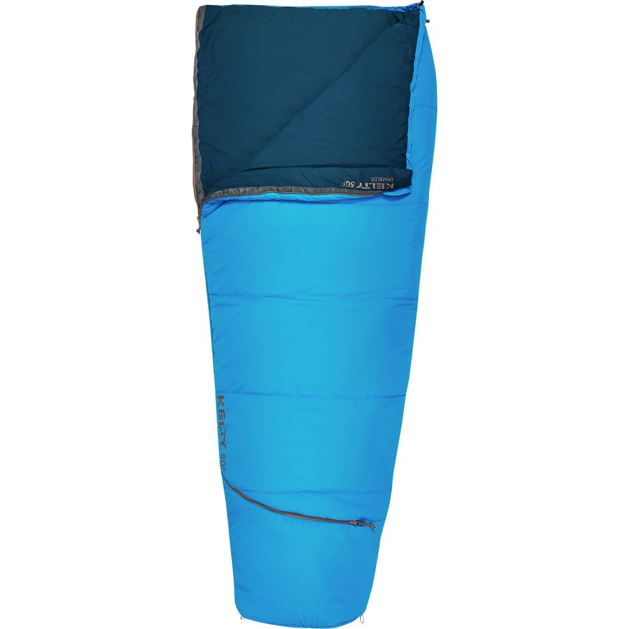 Kelty Rambler 50 Sleeping Bag: 50 Degree Synthetic ...