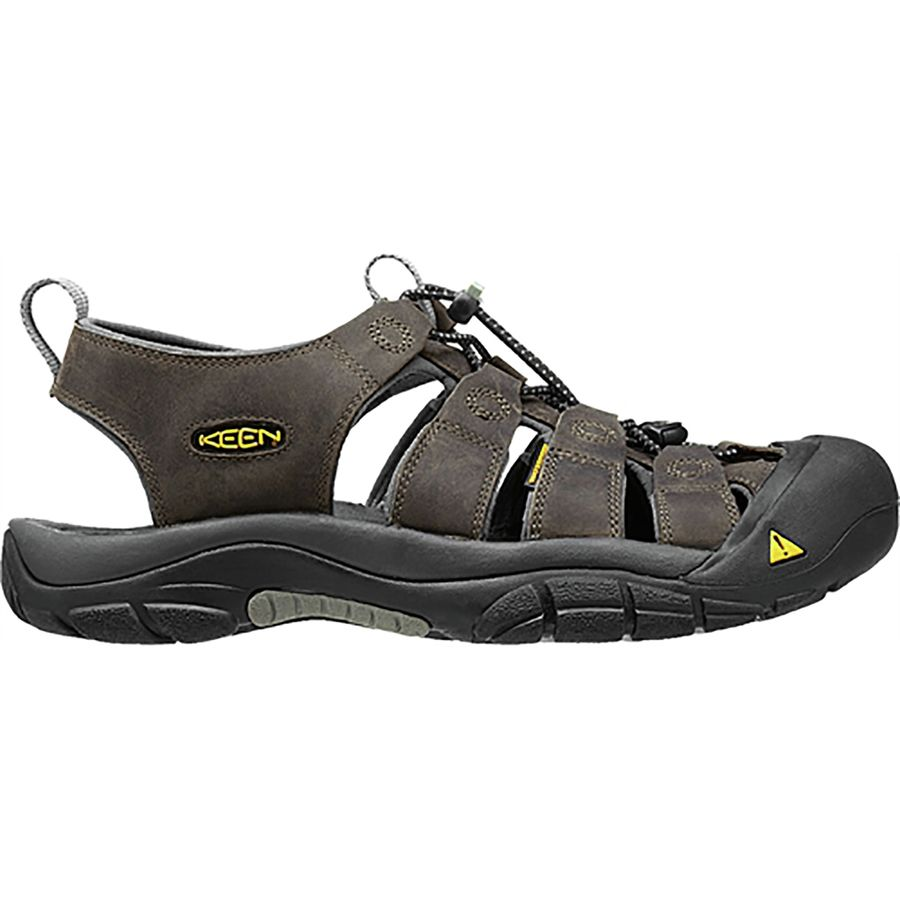 KEEN - Newport Sandal - Men s - Neutral Gray Gargoyle
