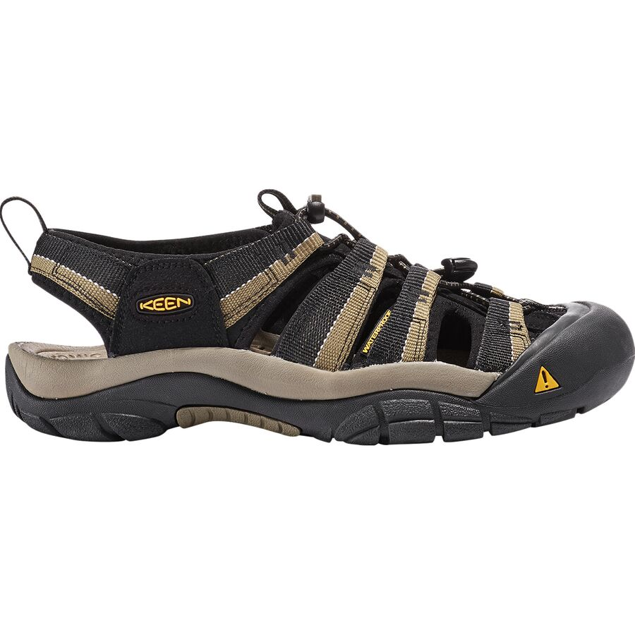 KEEN - Newport H2 Sandal - Men's - Dark Earth/Acacia