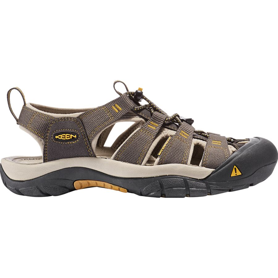 3affa1bde35a KEEN - Newport H2 Sandal - Men s - Raven Aluminum