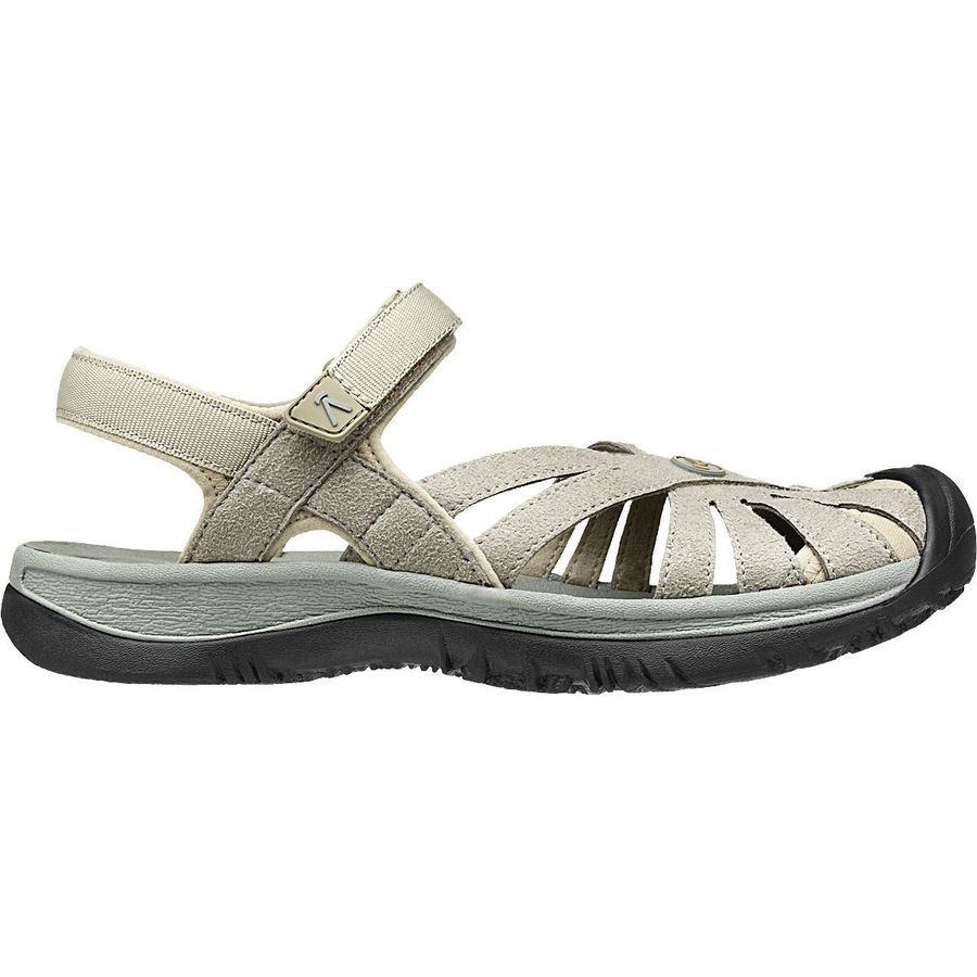 4565fdeab95 KEEN - Rose Sandal - Women s - Aluminum Neutral Gray