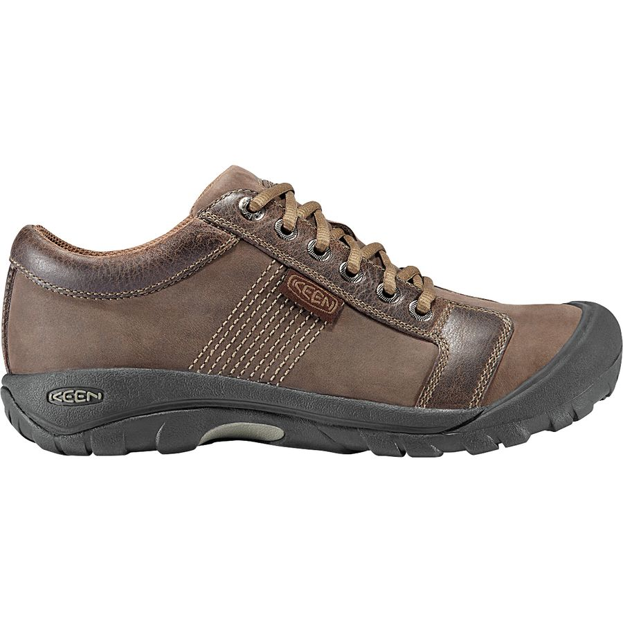 Keen AUSTIN   Hiking shoes   chocolate brown     OCKw5YGB