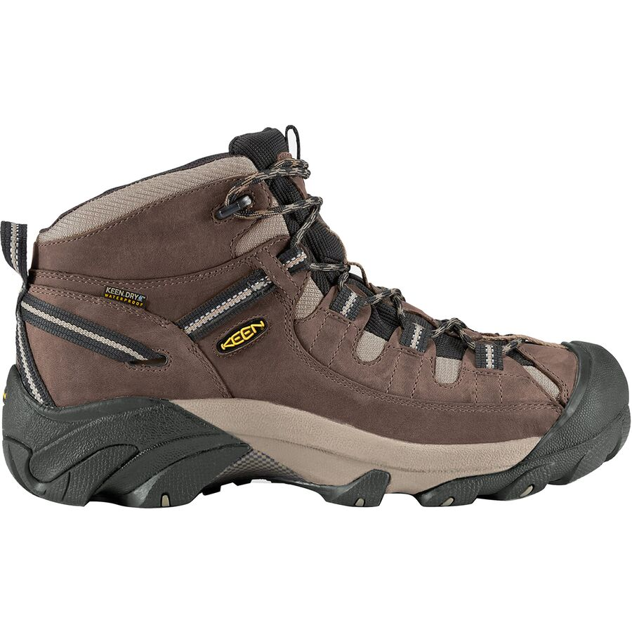 28c29573b1d KEEN Targhee II Mid Wide Hiking Boot - Men s