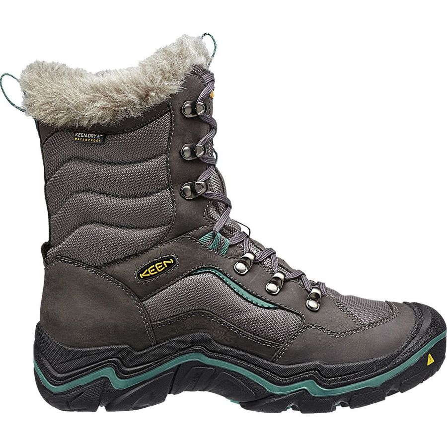 85f6a43e529 KEEN Durand Polar Waterproof Boot - Women's