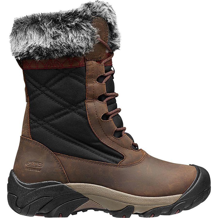 KEEN - Hoodoo III Waterproof Boot - Women's - Cascade Brown/Zinfandel