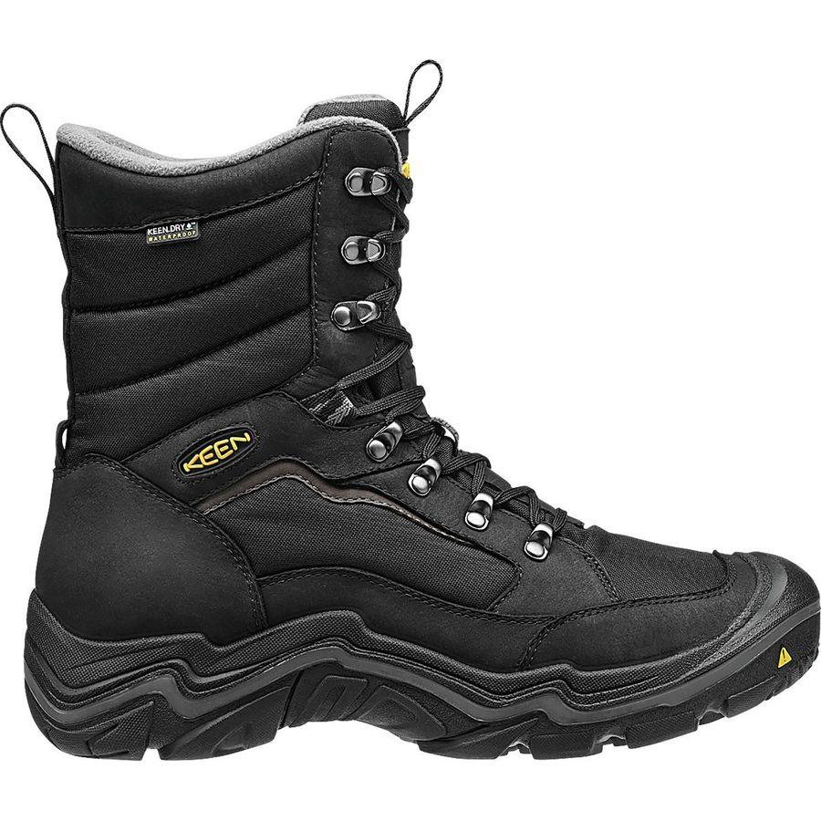 KEEN Durand Polar Waterproof Boot - Men's | Backcountry.com