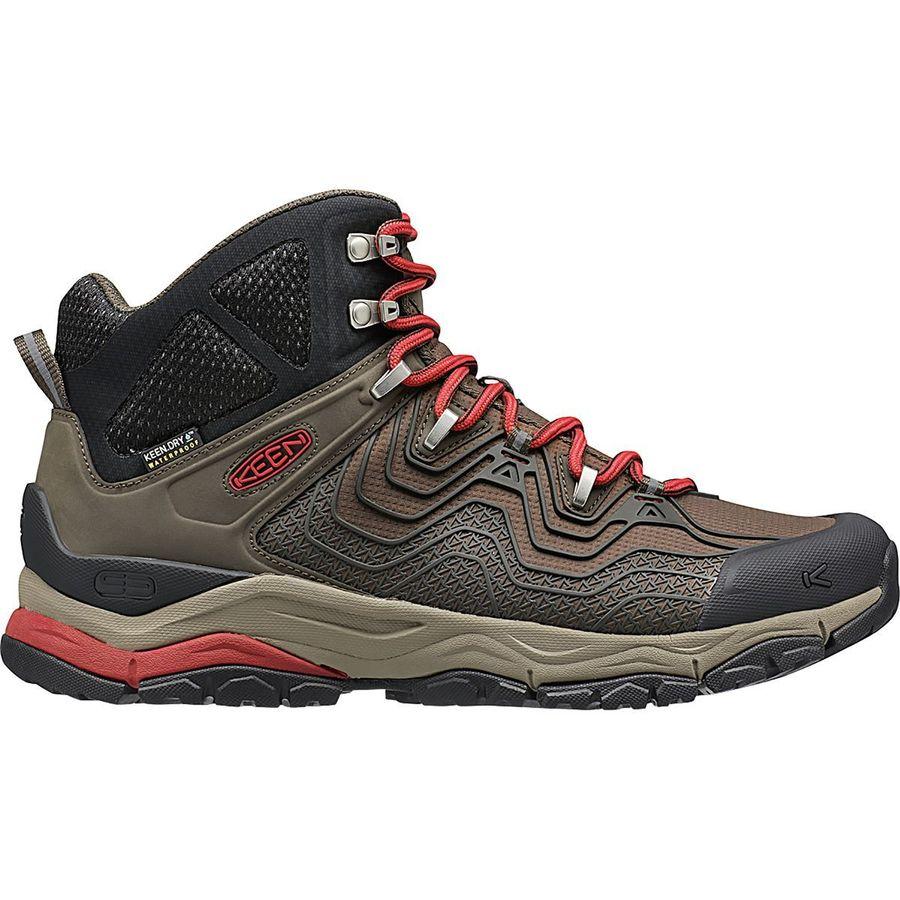 KEEN Aphlex Mid Waterproof Hiking Boot - Men's | Backcountry.com