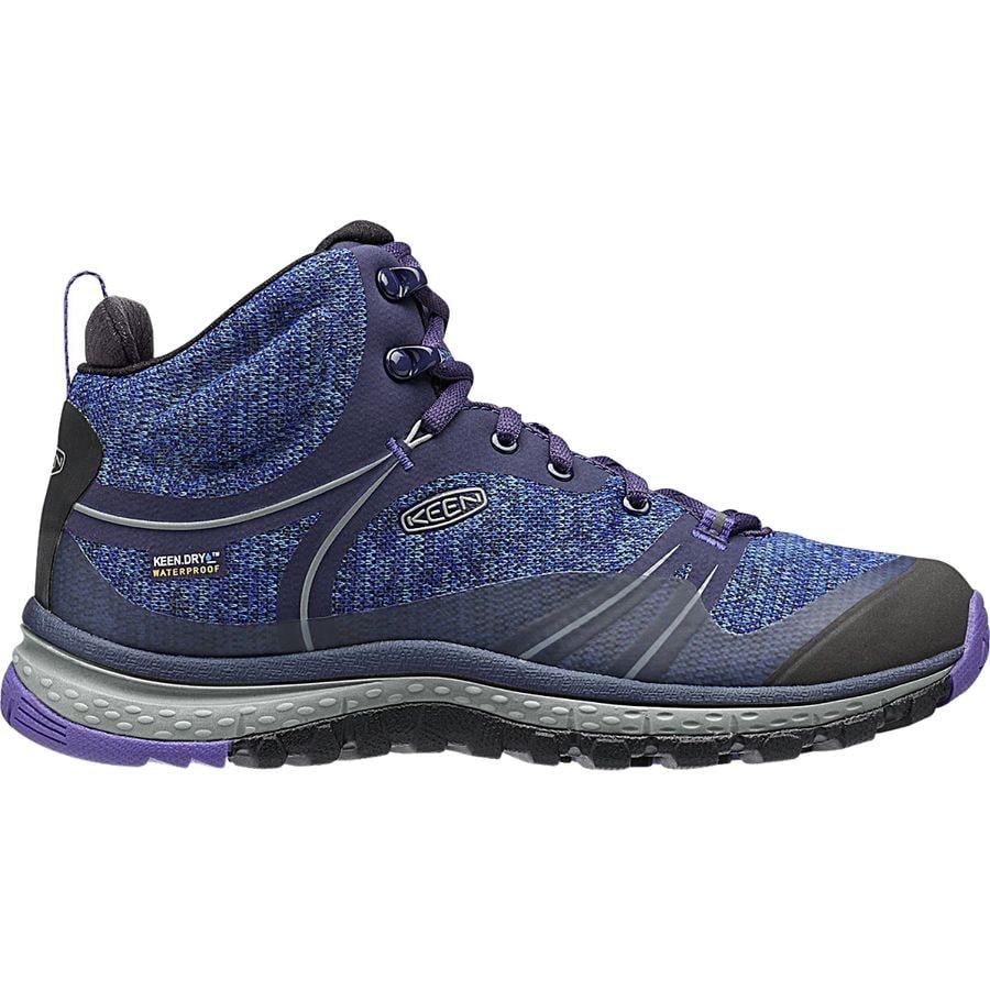 KEEN Terradora Mid Waterproof Hiking Boot - Womens
