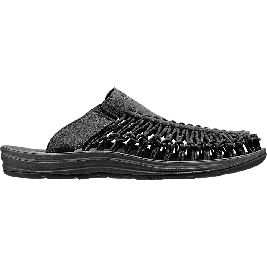 f4c6574ec21f KEEN - Uneek Slide Sandal - Women s - Black Black