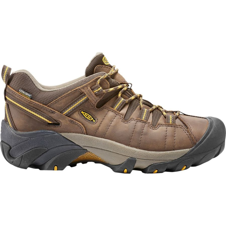 9795c297614 KEEN Targhee ll Waterproof Hiking Shoe - Men's