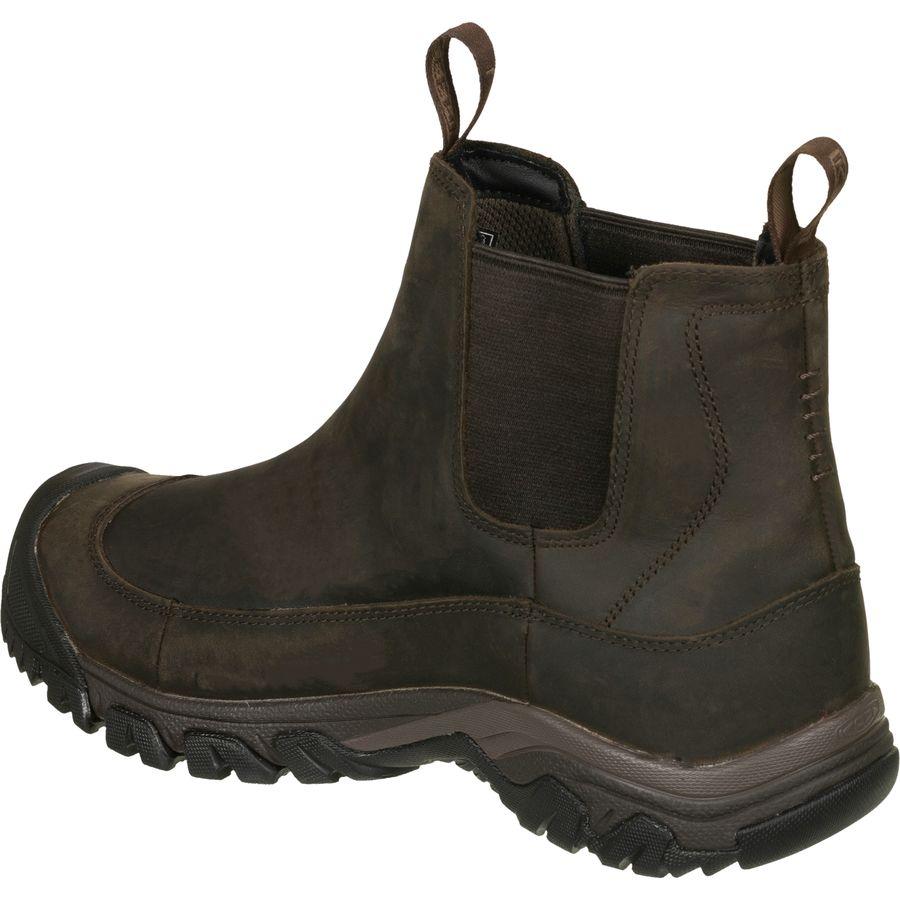 8b1de4d26b4 KEEN Anchorage III Waterproof Boot - Men's