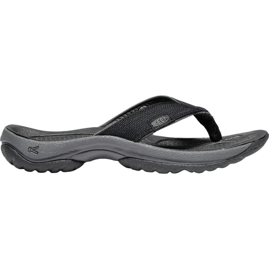 8441911211f9 KEEN - Kona Flip Flop - Women s - Black Magnet