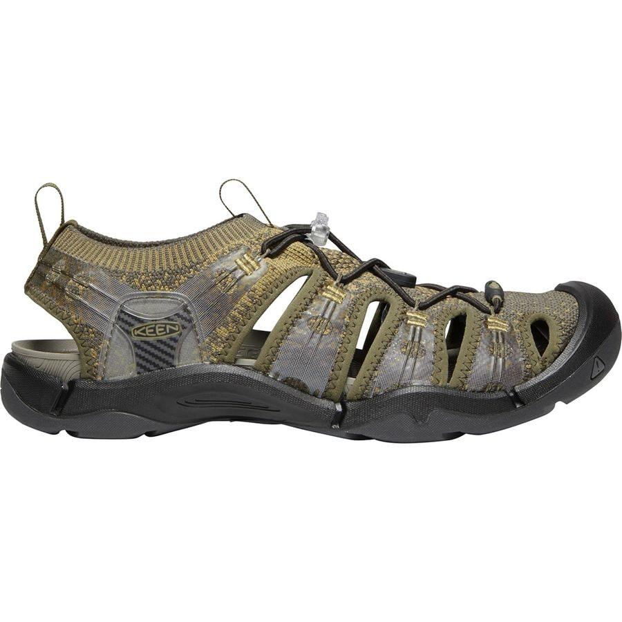 b29e8219c650 KEEN - Evofit One Sandal - Men s - Dark Olive Antique Bronze
