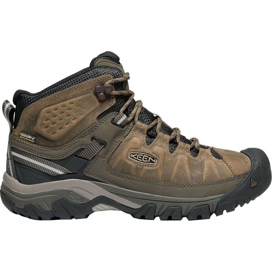 fa55ac81bd738 KEEN Targhee III Mid Leather Waterproof Hiking Boot - Men's