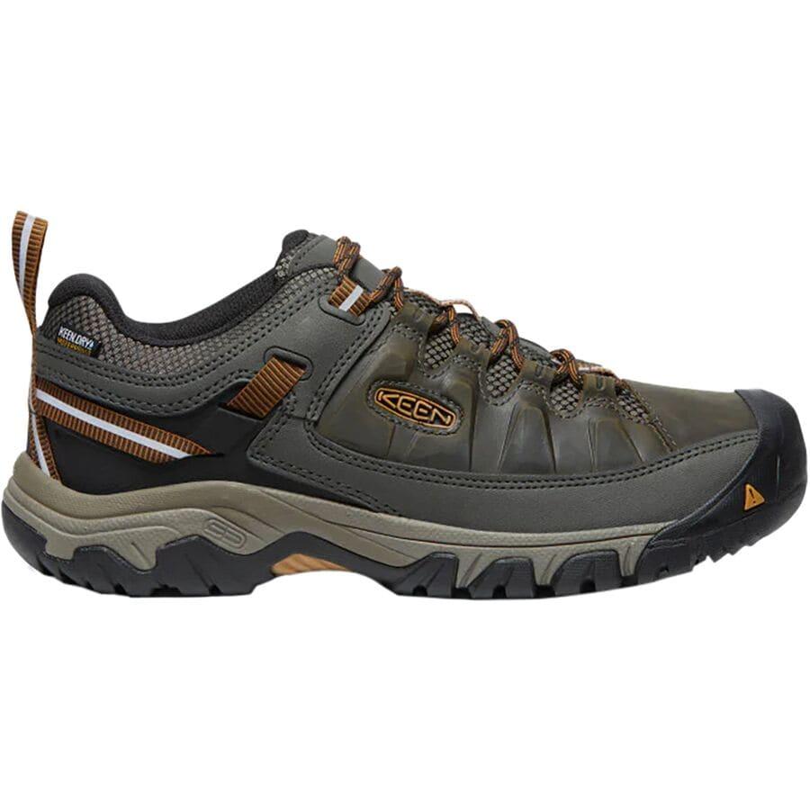 553f782d57d KEEN Targhee III Waterproof Leather Hiking Shoe - Men's