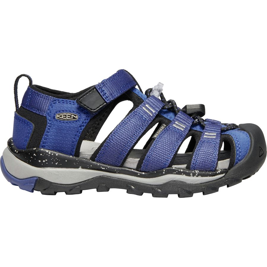 63028fa072a3 KEEN - Newport Neo H2 Sandal - Little Boys  - Galaxy Blue Paloma