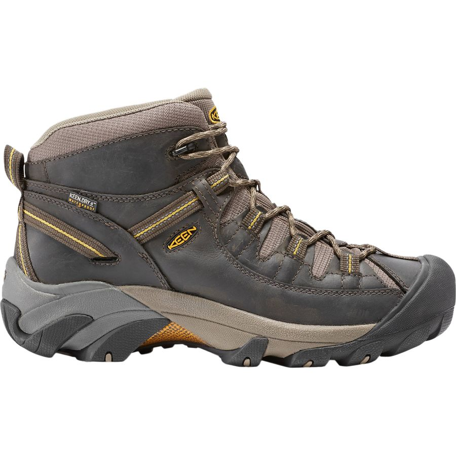 Keen Targhee Ii Mid Waterproof Hiking Boot Men S